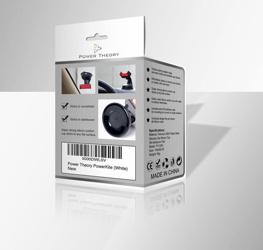 Inscrição nº                                         16                                      do Concurso para                                         Create Clean & Modern Package/Box Design