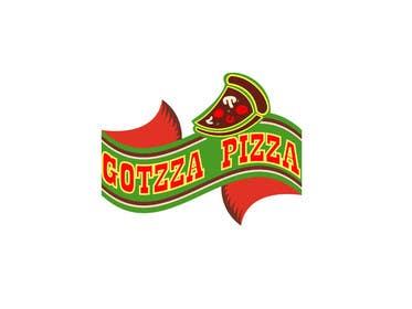 #4 for Design a Logo for Gotzza Pizza - Modification af linadenk