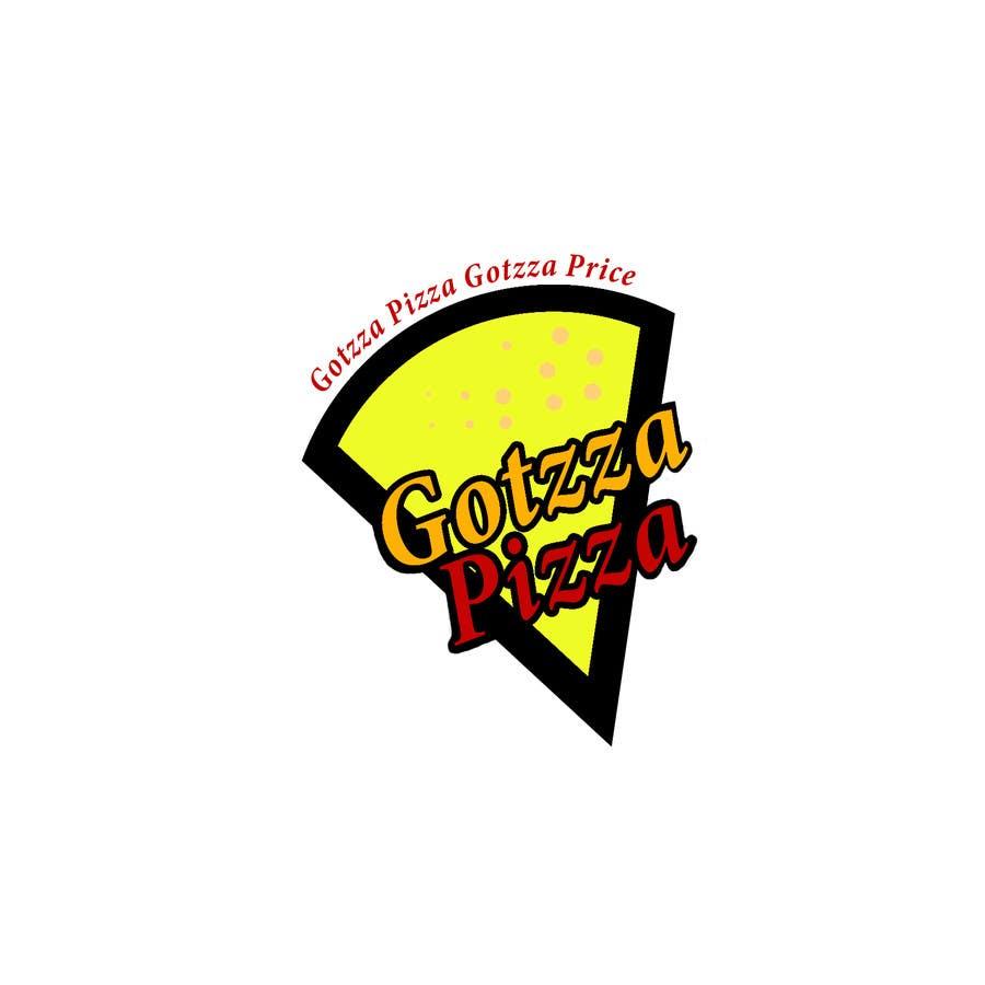 Konkurrenceindlæg #                                        2                                      for                                         Design a Logo for Gotzza Pizza - Modification