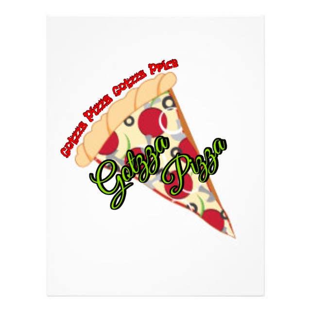 Konkurrenceindlæg #                                        9                                      for                                         Design a Logo for Gotzza Pizza - Modification