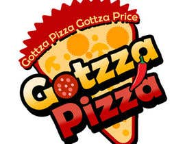 #11 for Design a Logo for Gotzza Pizza - Modification af andrijapajic