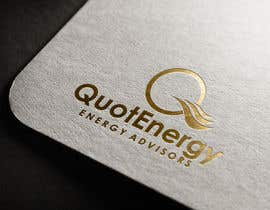 #165 for Design a Logo for Quotenergy af tolomeiucarles