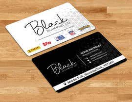 #388 for Design me a business card by Sadikul2001