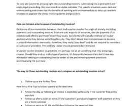 nº 9 pour Business article about international debt collection par charlesnoel