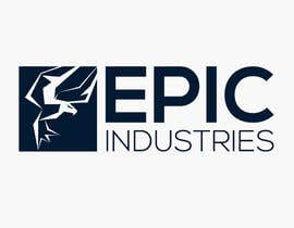 #59 para Design a Logo for Epic Industries por Munjani375