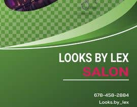 #8 untuk Looks By Lex Salon Studio oleh ronypb1984