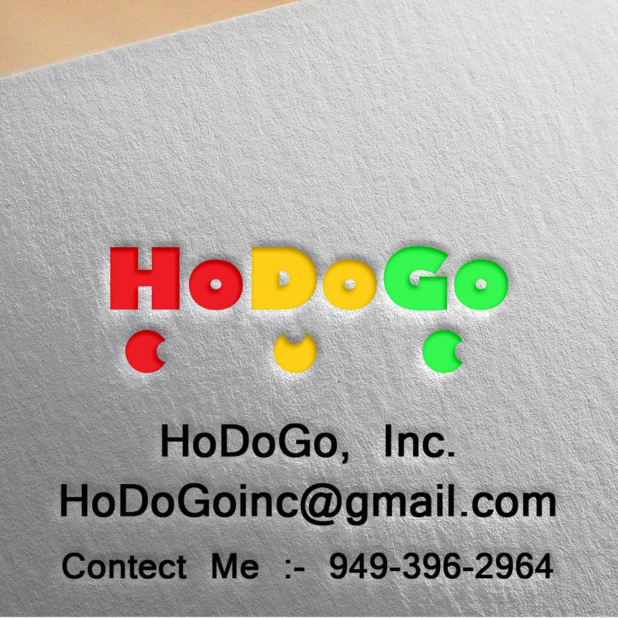 Contest Entry #117 for HoDoGo, Inc.