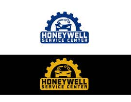 #67 para Design a Logo for Honeywell Service Center por cloud92design