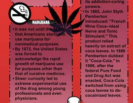 #9 for I need 2 infographic designs about drug use in the US af RetroType