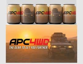 #9 for Design a stubby/can cooler for our 4WD Business by sameeriqbal414