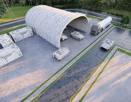 #5 для Deployable Container Hangar от abdullahvidinlio