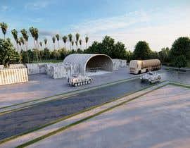 #6 для Deployable Container Hangar от abdullahvidinlio