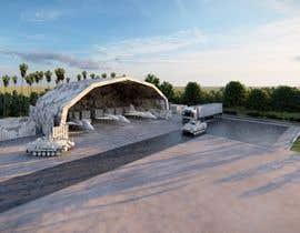 #23 для Deployable Container Hangar от abdullahvidinlio