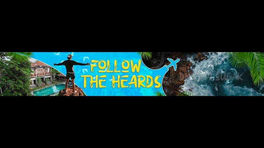Contest Entry #                                        83                                      for                                         Logo and Youtube Channel Banner