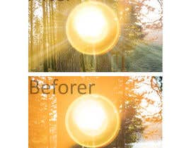 #34 for Advanced PhotoShop editing for an outdoor image with sun flare. by nazeemsylhet