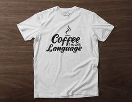 #128 for Minimalist Tshirt Design af zubairsk2