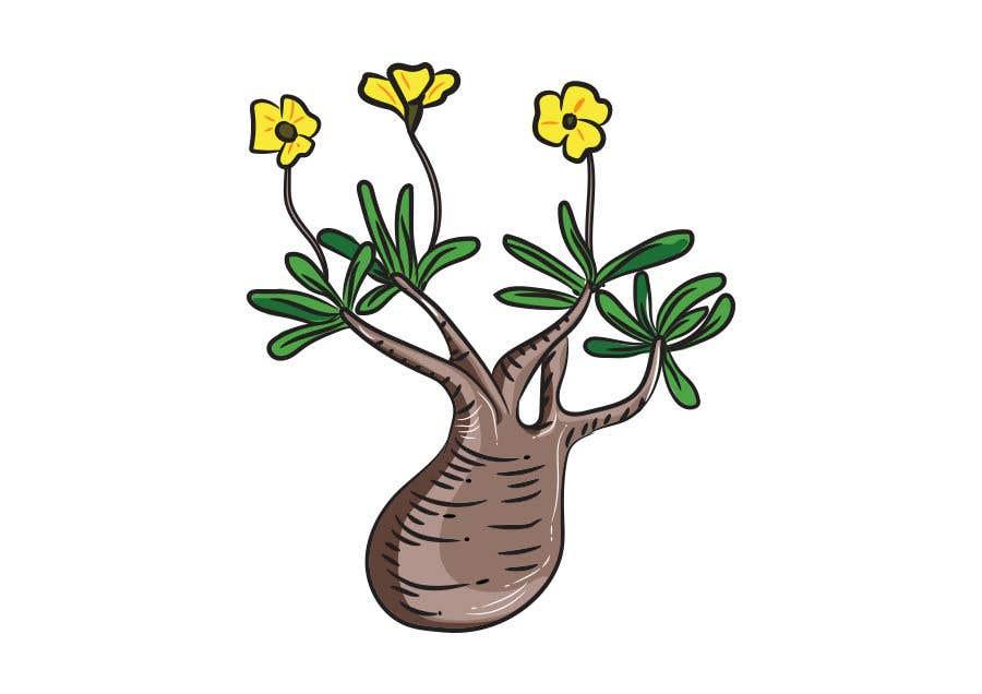 Конкурсная заявка №                                        107                                      для                                         Botanical illustration needed