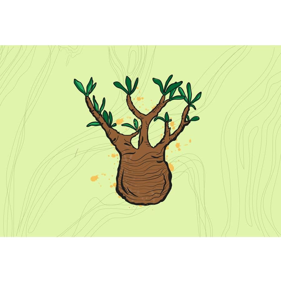 Конкурсная заявка №                                        103                                      для                                         Botanical illustration needed
