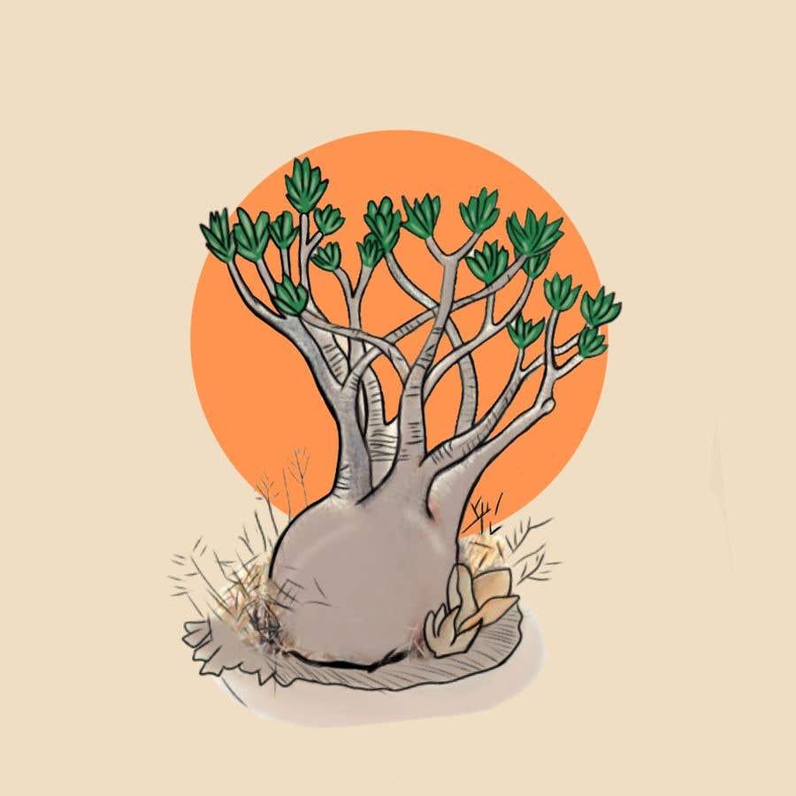 Penyertaan Peraduan #                                        39                                      untuk                                         Botanical illustration needed