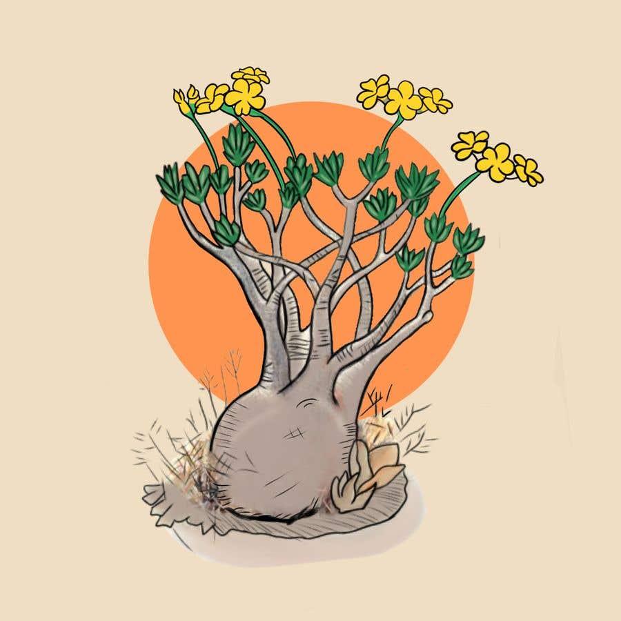 Penyertaan Peraduan #                                        42                                      untuk                                         Botanical illustration needed