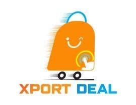 Nro 66 kilpailuun design a e-commerce logo for xportdeal (xportdeal.com) käyttäjältä abirchaki37