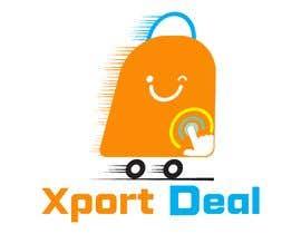 Nro 67 kilpailuun design a e-commerce logo for xportdeal (xportdeal.com) käyttäjältä abirchaki37