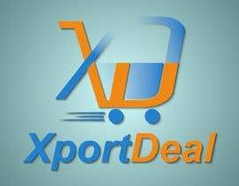 Nro 60 kilpailuun design a e-commerce logo for xportdeal (xportdeal.com) käyttäjältä saravanabawan03