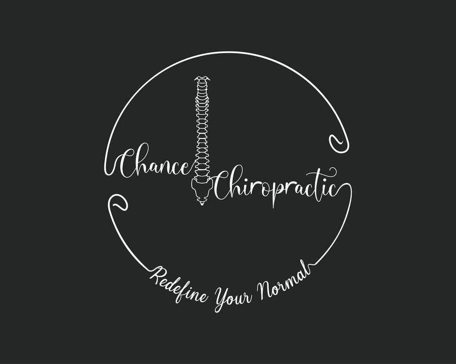 Penyertaan Peraduan #                                        66                                      untuk                                         Chiropractic office logo