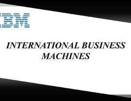 #57 untuk Present how an IBM Certification would accelerate your career or business oleh GrafixImage