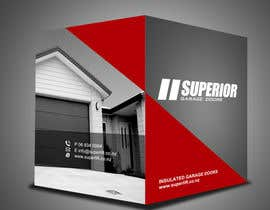 #16 untuk Design a Brochure for Garage Door Company. oleh Mondalstudio
