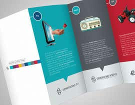 #10 untuk Design a Brochure for Garage Door Company. oleh Decomex
