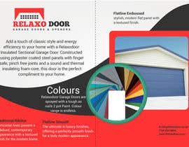 #5 for Design a Brochure for Garage Door Company. by Alaminsunnybd