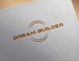 #284 untuk Dream Builider CEO Logo oleh mizangraphics