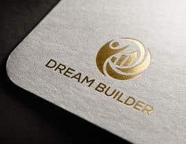 Nro 280 kilpailuun Dream Builider CEO Logo käyttäjältä Antarasaha052