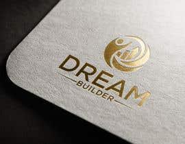 Nro 281 kilpailuun Dream Builider CEO Logo käyttäjältä Antarasaha052