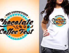 #58 untuk Logo Design for The Southwest Chocolate and Coffee Fest oleh twindesigner