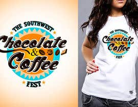 #108 para Logo Design for The Southwest Chocolate and Coffee Fest de twindesigner