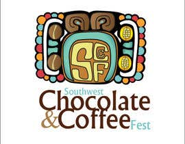 nº 237 pour Logo Design for The Southwest Chocolate and Coffee Fest par Grupof5