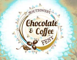#248 dla Logo Design for The Southwest Chocolate and Coffee Fest przez chitree