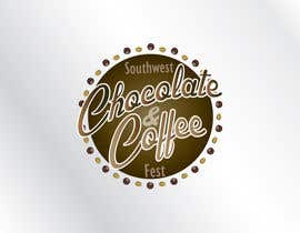#188 dla Logo Design for The Southwest Chocolate and Coffee Fest przez Ouzair