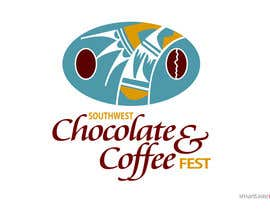 #200 dla Logo Design for The Southwest Chocolate and Coffee Fest przez smarttaste