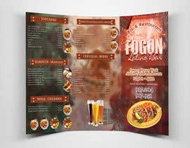 #9 for Menu design by tramezzani