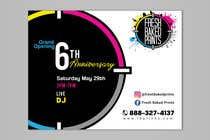 Graphic Design Kilpailutyö #3 kilpailuun Grand opening social media flyer gene