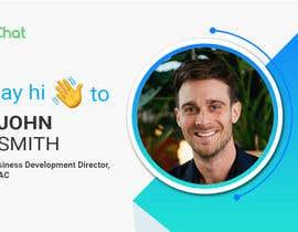 #129 untuk social media post design to welcome new employee oleh DzineHut24