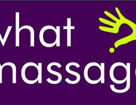 #29 untuk Design a Logo for whatmassage.co.uk oleh ccakir