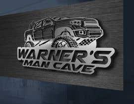 #35 untuk Man cave sign design oleh nyarinafkah