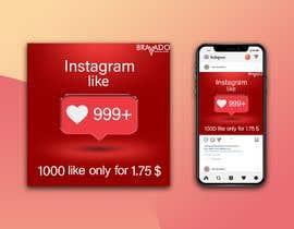 Nro 18 kilpailuun Create 22 Instagram Photos käyttäjältä hamzaz3pe