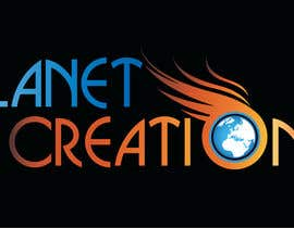 alice1012 tarafından Design a Logo for planet creations için no 5