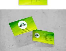 #759 untuk Design business card oleh imttoodattoo22