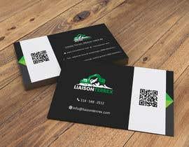 #761 untuk Design business card oleh imttoodattoo22